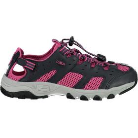 CMP Campagnolo Hydrus Hiking Sandals Damen black blue-geraneo